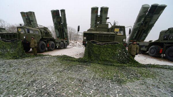 Divizion protivraketnih sistema S-400 Trijumf - Sputnik Srbija