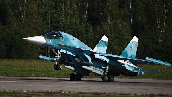Lovac Su-34 - Sputnik Srbija