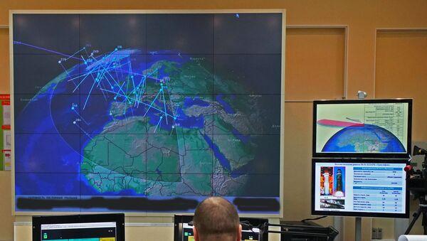 Radarska stanica nove generacije Voronjež-DM v Kalinjingradskoj oblasti - Sputnik Srbija