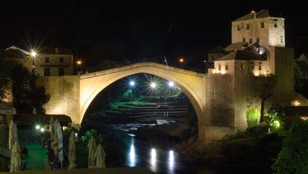 Stari most u Mostaru. - Sputnik Srbija