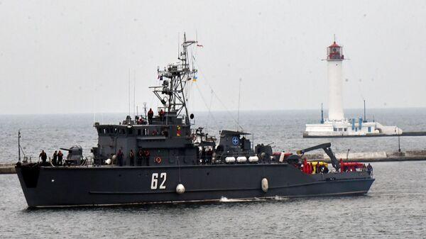 Brodovi NATO-a ušli u luku Odese - Sputnik Srbija