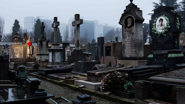 Monumentalno groblje u Milanu - Sputnik Srbija