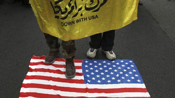 Обележавање 40. годишњице опсаде америчке амбасаде у Ирану - Sputnik Србија