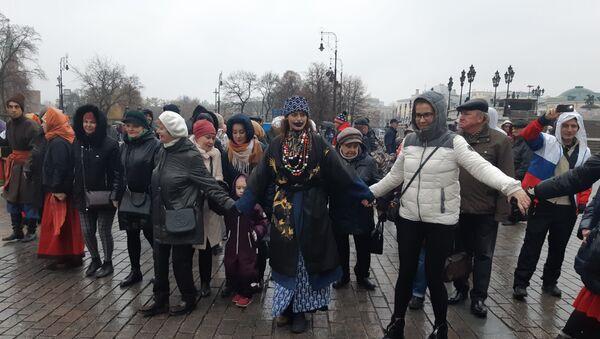 Vrata moskovskih muzeja bila su širom otvorena za posetioce  - Sputnik Srbija
