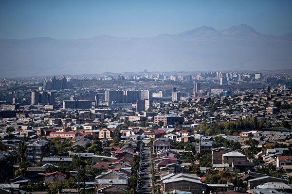 Pogled na Jerevan. - Sputnik Srbija