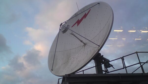 Сателитска антена - Sputnik Србија