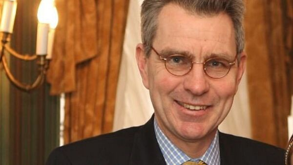 Амерички амбасадор у Украјини Џефри Пајет - Sputnik Србија