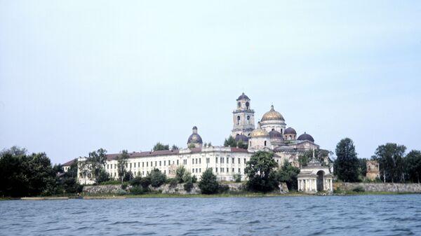Манастир Нилова пустиња на језеру Селигер - Sputnik Србија