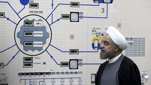 Ирански председник Хасан Рохани - Sputnik Србија