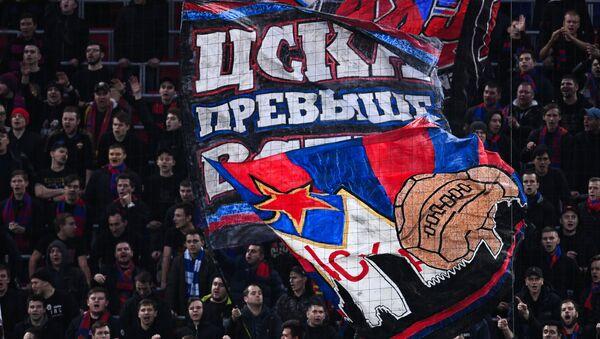 ЦСКА - Динамо - Sputnik Србија