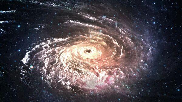Spiralna galaksija - Sputnik Srbija