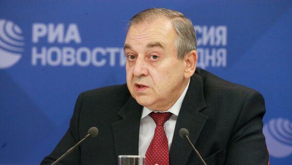 Stalni predstavnik Krima pri predsedniku Rusije Georgij Muradov  - Sputnik Srbija