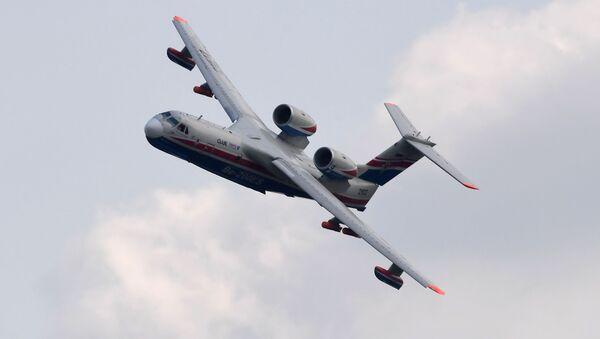 Ruski avion - Sputnik Srbija