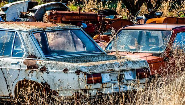 Groblje automobila - Sputnik Srbija