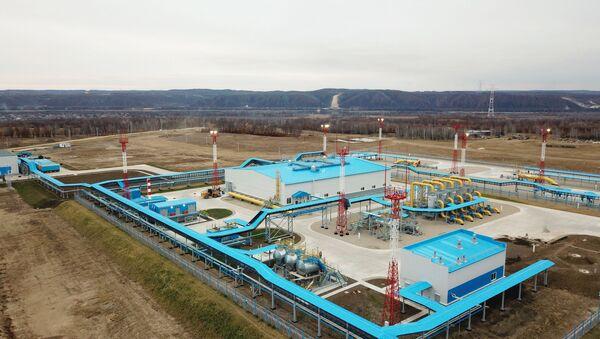 Gasovod Snaga Sibira - Sputnik Srbija