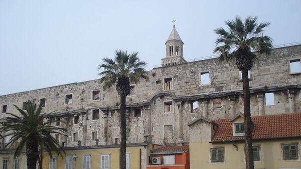 Dioklecijanova palata u Splitu  - Sputnik Srbija