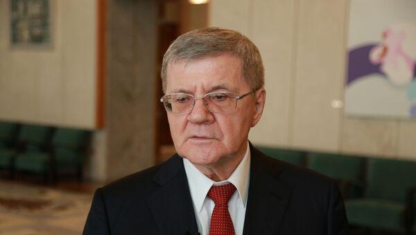 Jurij Čajka, generalni tužilac Rusije - Sputnik Srbija