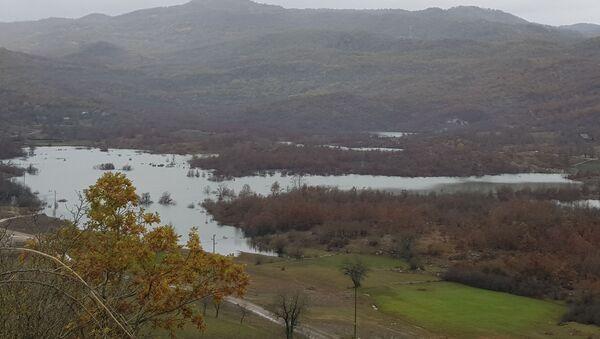 Jaka kiša izazvala porast vodostaja na svim rekama - Sputnik Srbija