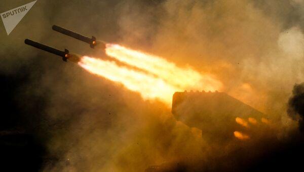 ТОС-1 - Sputnik Србија