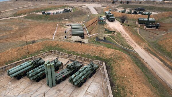 Систем за противваздушну одбрану С-400 Тријумф - Sputnik Србија