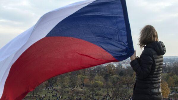 Демонстрације у Прагу - Sputnik Србија