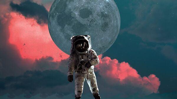 Астронаути у свемиру под великим ризиком... - Sputnik Србија