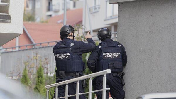 Interventna jedinica policije  - Sputnik Srbija