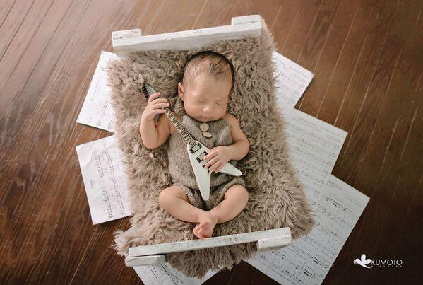 Овом детету се предвиђа музичка каријера. - Sputnik Србија
