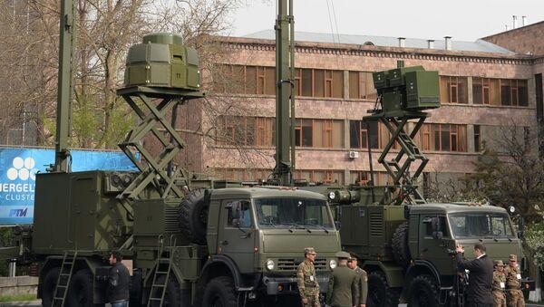 Систем за пасивно радарско осматрање - Sputnik Србија