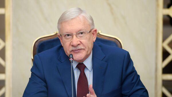 Član odbora za međunarodne poslove Saveta Federacije Rusije Oleg Morozov - Sputnik Srbija
