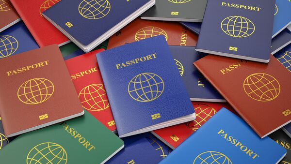 Пасоши светских земаља - Sputnik Србија