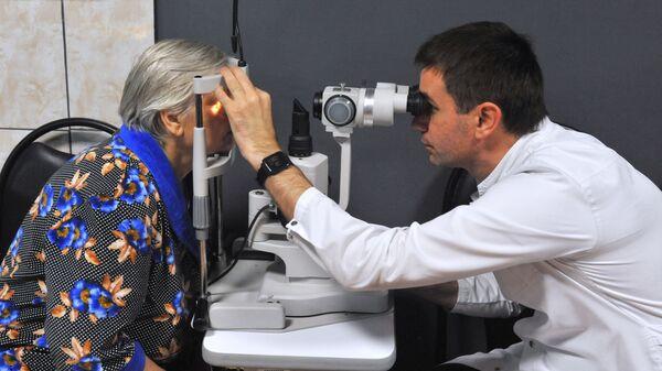 Клиника за офталмологију у Русији - Sputnik Србија