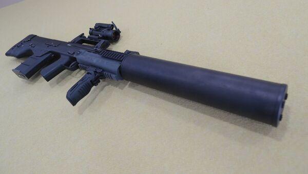 Руска аутоматска пушка крупног калибра ШАК-12 - Sputnik Србија