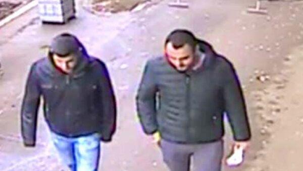 Osumnjičeni za kojima traga kosovska policija - Sputnik Srbija