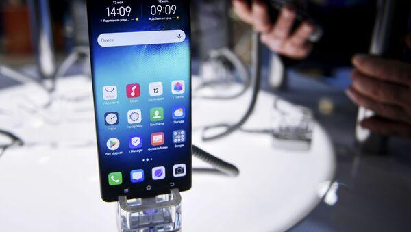 Представљање паметног телефона Виво Некс 3 у Москви - Sputnik Србија