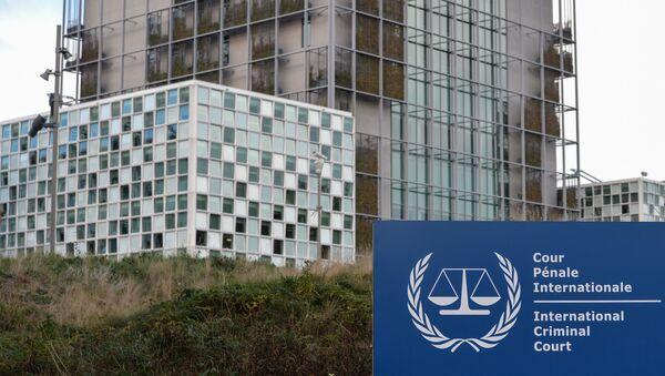 Zgrada Međunarodnog suda UN u Hagu - Sputnik Srbija