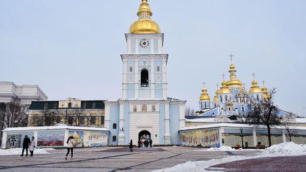 Манастир Светог Михаила у Кијеву - Sputnik Србија