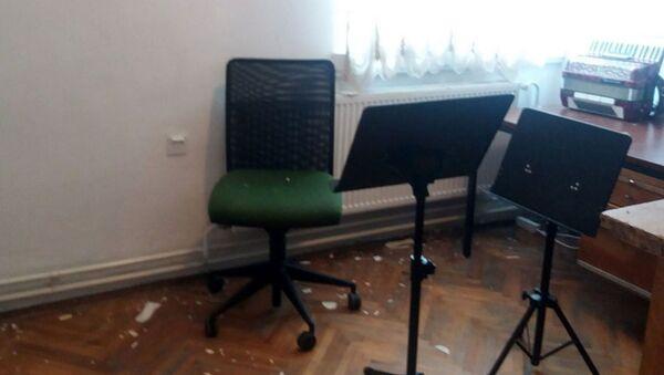 Последице земљотреса у Невесињу - Sputnik Србија