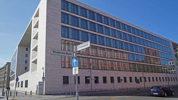 Зграда Министарства спољних послова Немачке у Берлину - Sputnik Србија