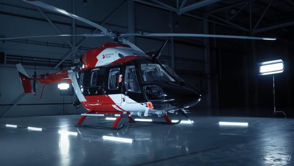 Хеликоптер Аурус - Sputnik Србија