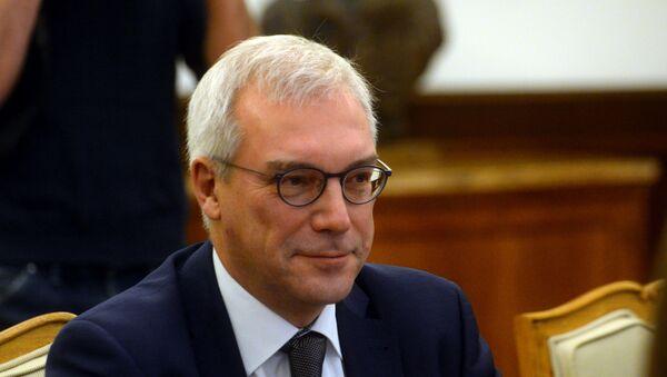 Александар Грушко - Sputnik Србија