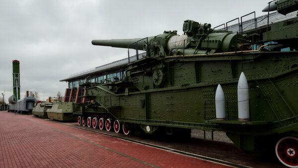 Ruski raketni voz - Sputnik Srbija