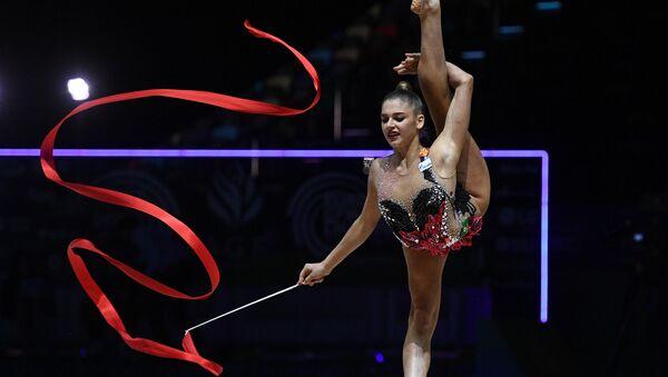 Aleksandra Soldatova na Evropskom prvenstvu u Bakuu - Sputnik Srbija