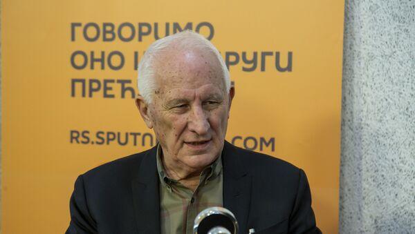 Matija Bećković - Sputnik Srbija
