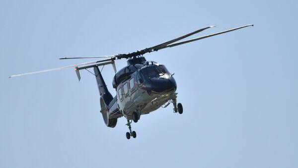 Novi višenamenski ruski helikopter Ka-62  - Sputnik Srbija