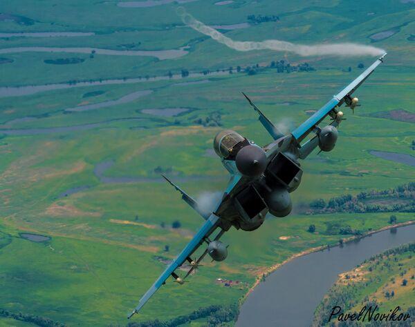 Руски ловац четврте генерације МиГ-29К - Sputnik Србија
