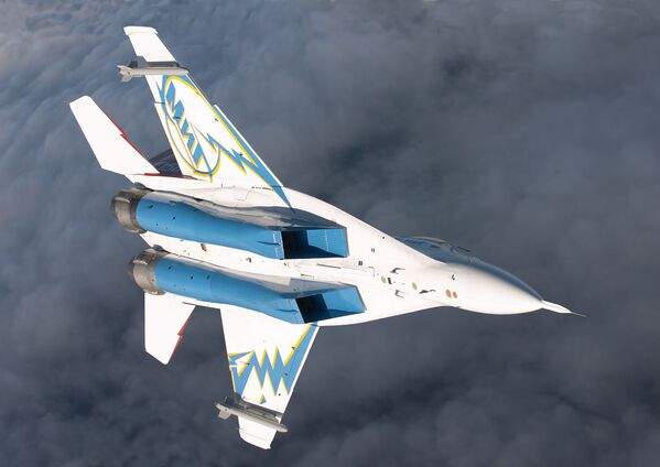 Руски ловац-бомбардер МиГ-29ОВТ - Sputnik Србија