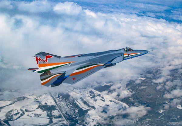 Ловац-бомбардер МиГ-27М  - Sputnik Србија