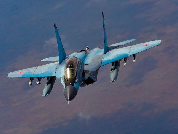 Руски вишенаменски ловац четврте генерације МиГ-29К - Sputnik Србија