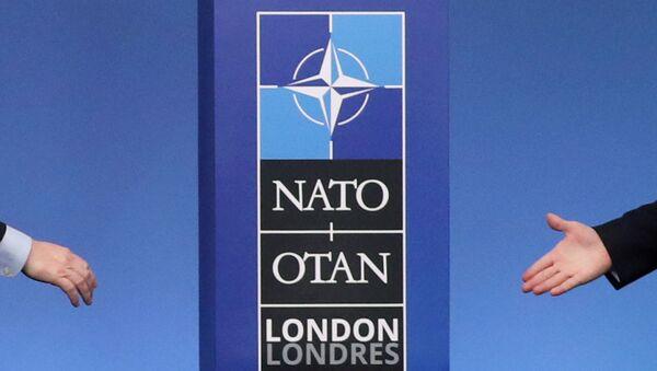 Logo NATO-a - Sputnik Srbija